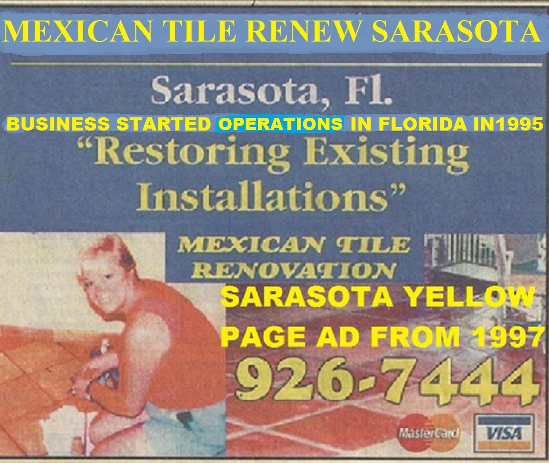 Mexican Tile Renew - Home